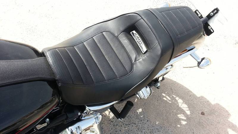 Selle Harley Low Rider