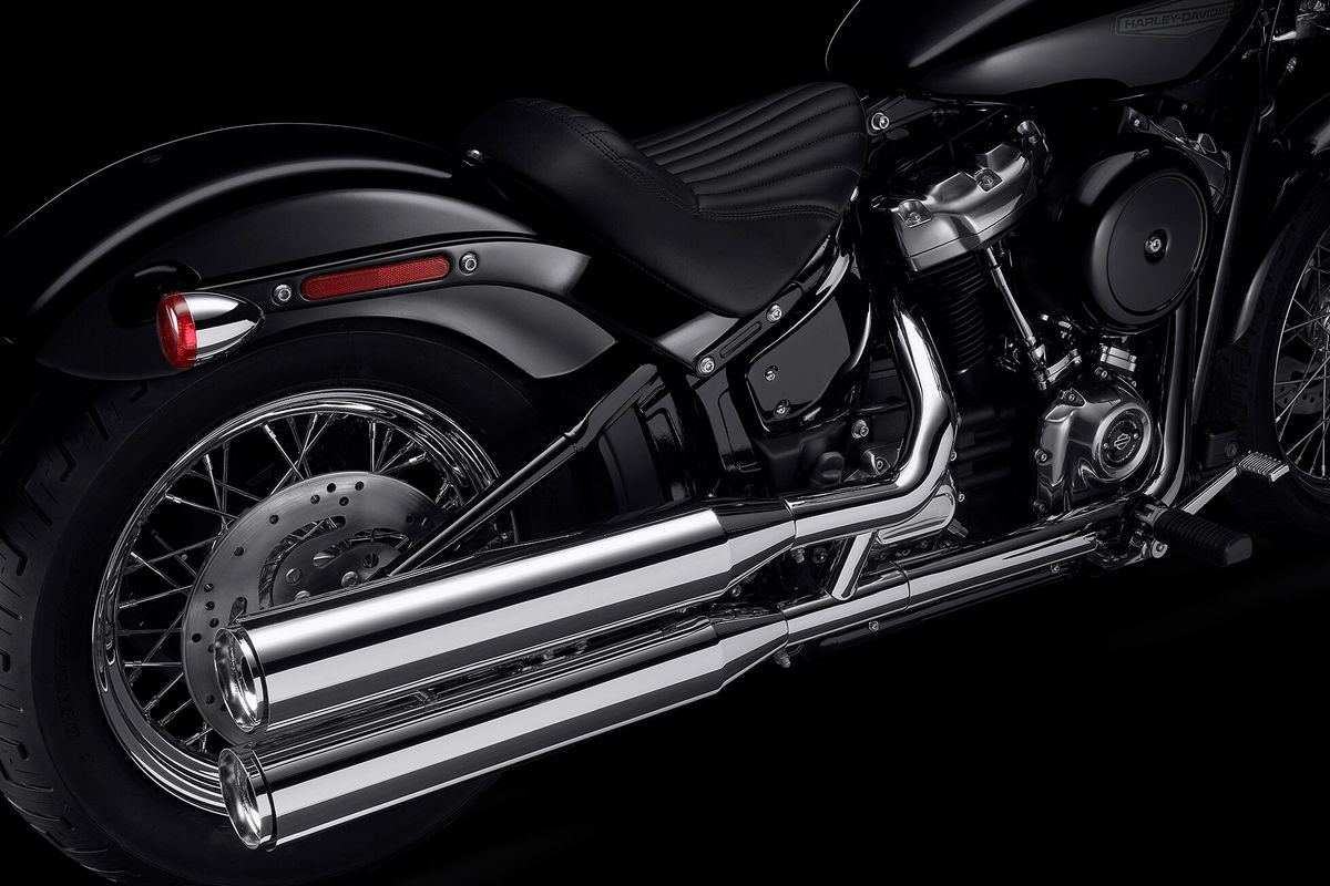 Silencieux Harley Softail Standard 2020