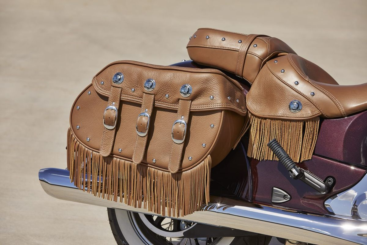 Sacoches Indian Vintage 2021