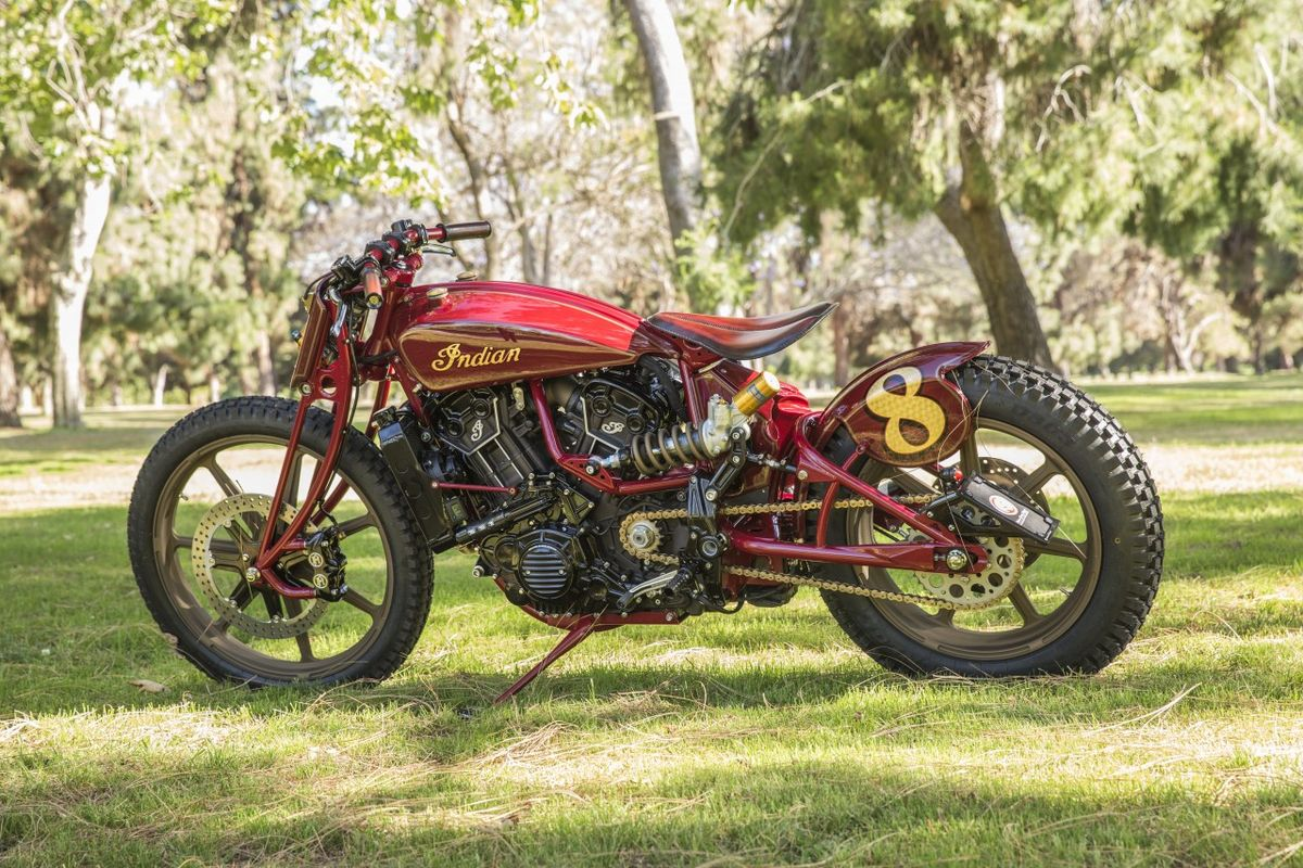 Transformation Indian Scout
