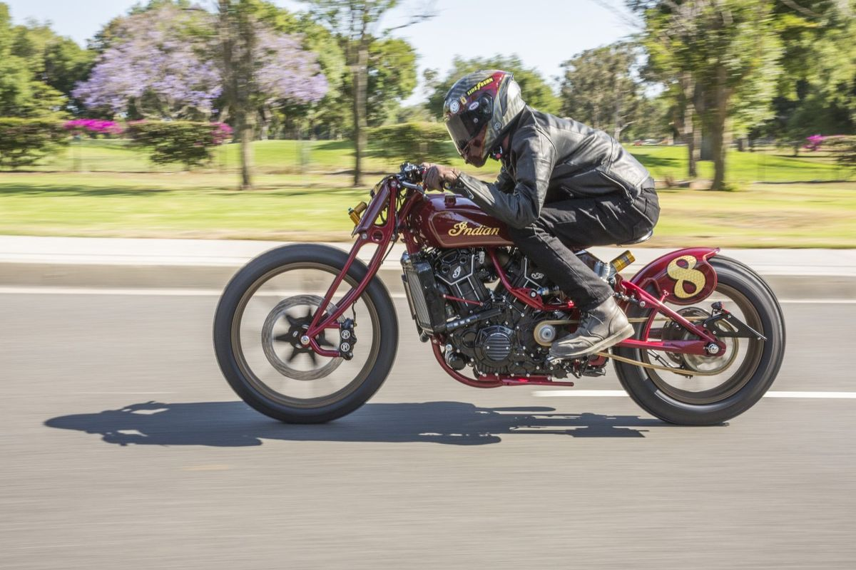 Position Indian RSD Scout