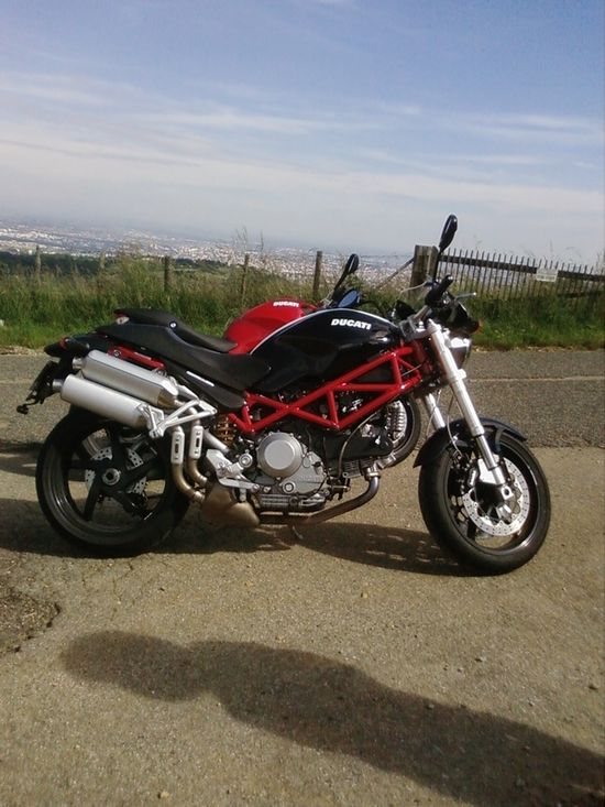 Ducati S2R et Monster 696