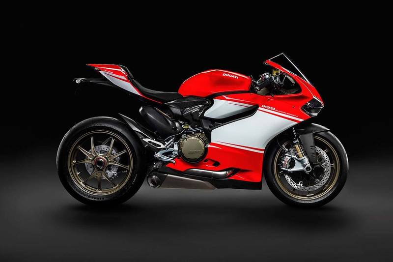Ducati 1199 Superlegerra