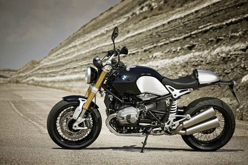 bmw r ninet n o r tro la carte. Black Bedroom Furniture Sets. Home Design Ideas