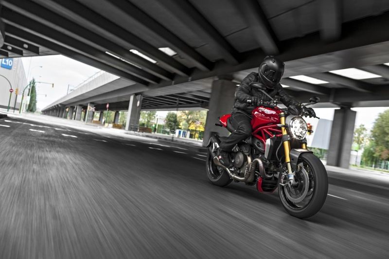 Nouvelle Ducati 1200 Monster